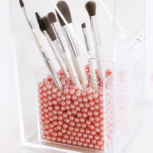 Clear Interior Brush Holder (IN)