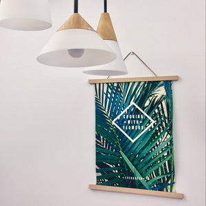 Tropicana Framed Wall Art
