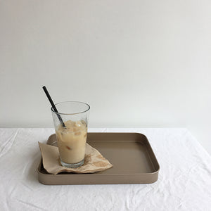 Minimal Effort Cafe Tray