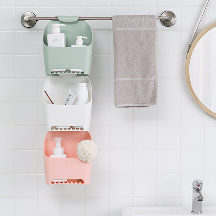 Bathroom Easy Hook Storage