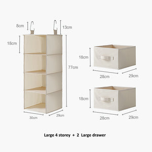 Air Drawer Hanging Storage