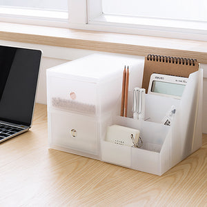 Matte Desk Storage Holder