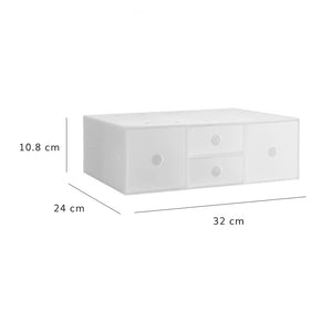 Matte Storage Box Drawer