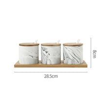Marble Spices Organiser Set
