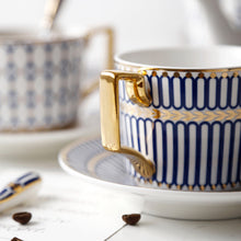 Prestige Anthemion Teacup & Saucer Set