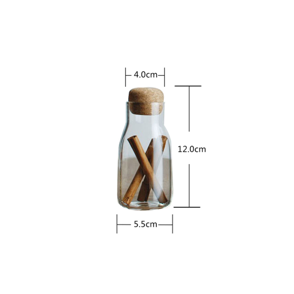 Eco Handy Glass Jar