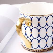 Renaissance Gold Mug Set