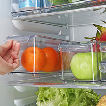 Clear Fridge Sliding Container