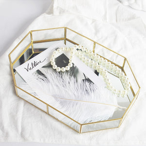 Glam Reflecting Display Tray (IN)