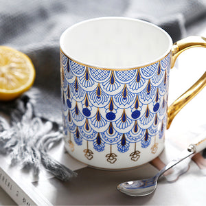 Luxe Mermaid Mug Set
