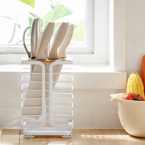 Knives Storage Drying Stand