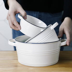 Cozy Food Soup Bowl