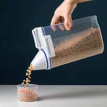 Measured Pour Storage Container