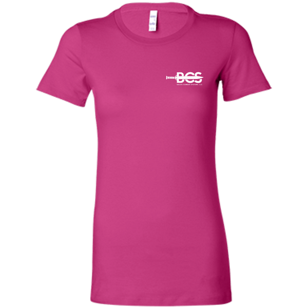 6004 Bella + Canvas Ladies' Favorite T-Shirt - Balog Combat Systems (BCSTACTICAL), T-Shirts
