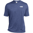 BCS Tall Heather Dri-Fit Moisture-Wicking T-Shirt - Balog Combat Systems (BCSTACTICAL), T-Shirts