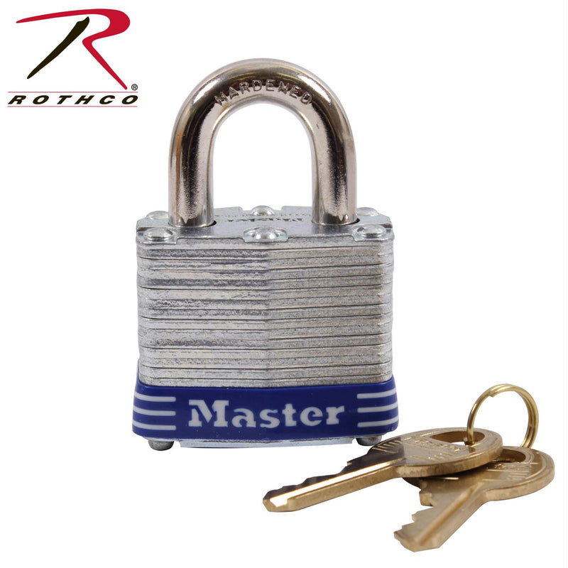 MasterLock Cylinder Tumbler Lock - Balog Combat Systems (BCSTACTICAL), Accessories