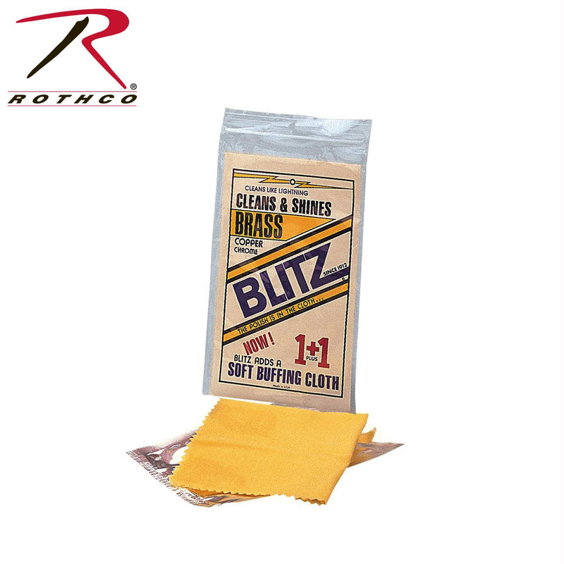 Blitz Buff Cloth - Balog Combat Systems (BCSTACTICAL), Accessories
