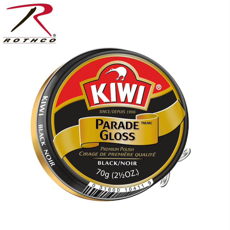 Kiwi Large Parade Gloss - Balog Combat Systems (BCSTACTICAL), Shoe Care