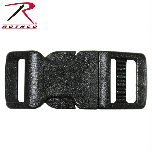"Rothco 1/2"" Side Release Buckle - Balog Combat Systems (BCSTACTICAL), Specials"