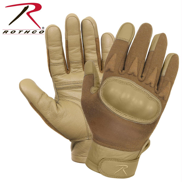 Rothco Hard Knuckle Cut and Fire Resistant Gloves - Balog Combat Systems (BCSTACTICAL), Sneak Previews