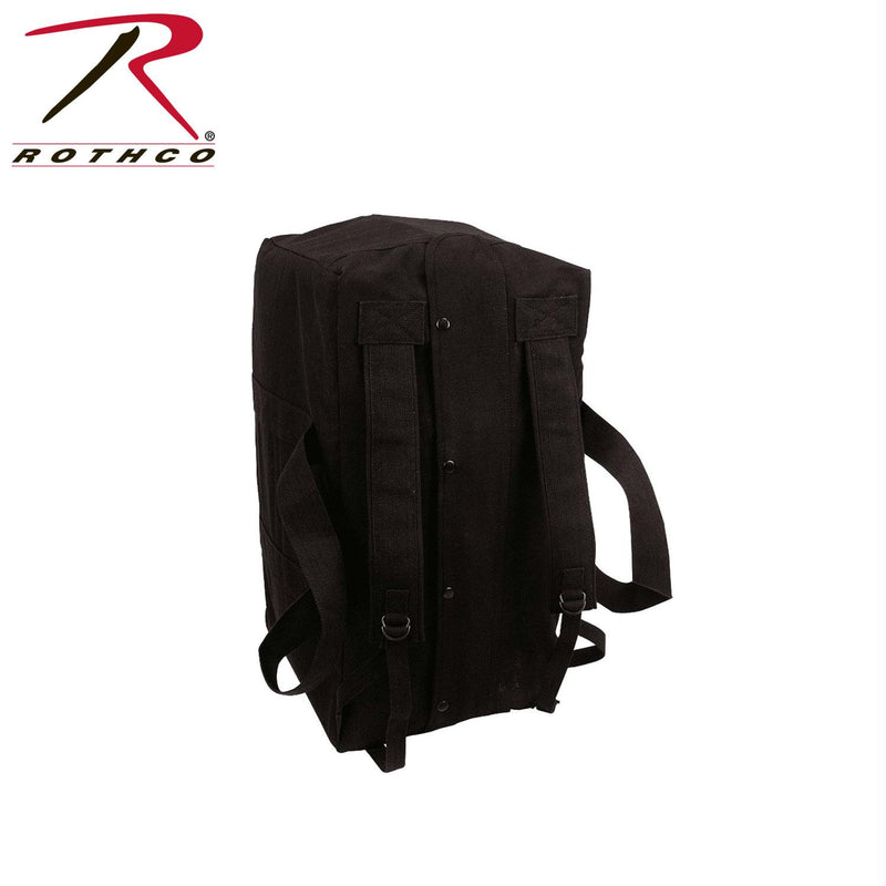 Rothco Canvas Mossad Type Tactical Canvas Cargo Bag - Balog Combat Systems (BCSTACTICAL), Backpacks