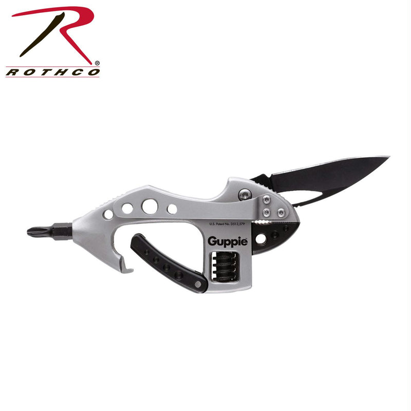 Columbia River Knife & Tool Guppie Multi-Tool - Balog Combat Systems (BCSTACTICAL), Folding Knives