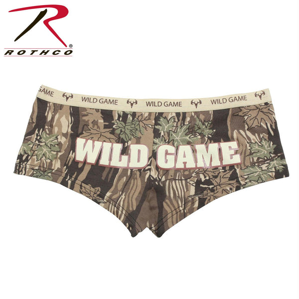 "Rothco ""Wild Game"" Booty Shorts & Tank Top - Balog Combat Systems (BCSTACTICAL), Specials"