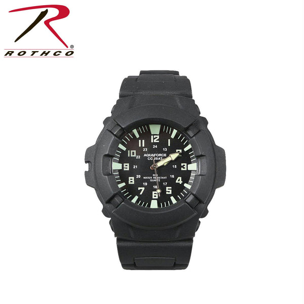 Aquaforce Combat Watch - Balog Combat Systems (BCSTACTICAL), Watches