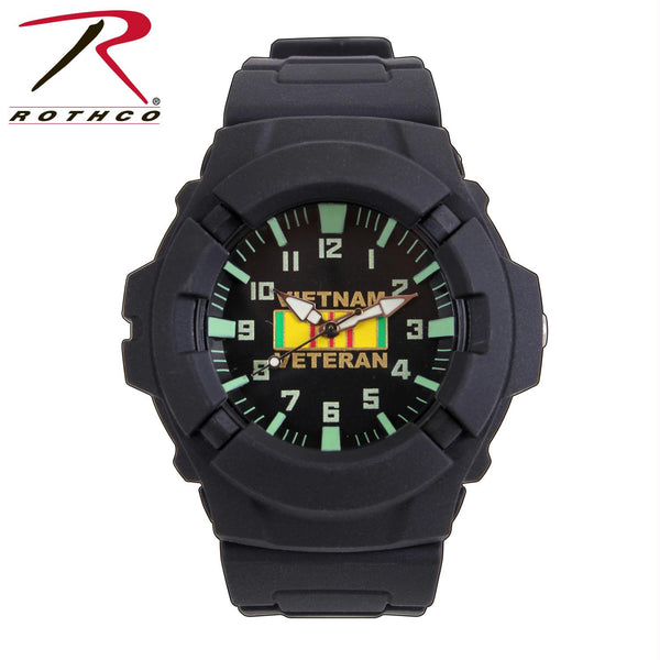 Aquaforce Vietnam Veteran Watch - Balog Combat Systems (BCSTACTICAL), Watches