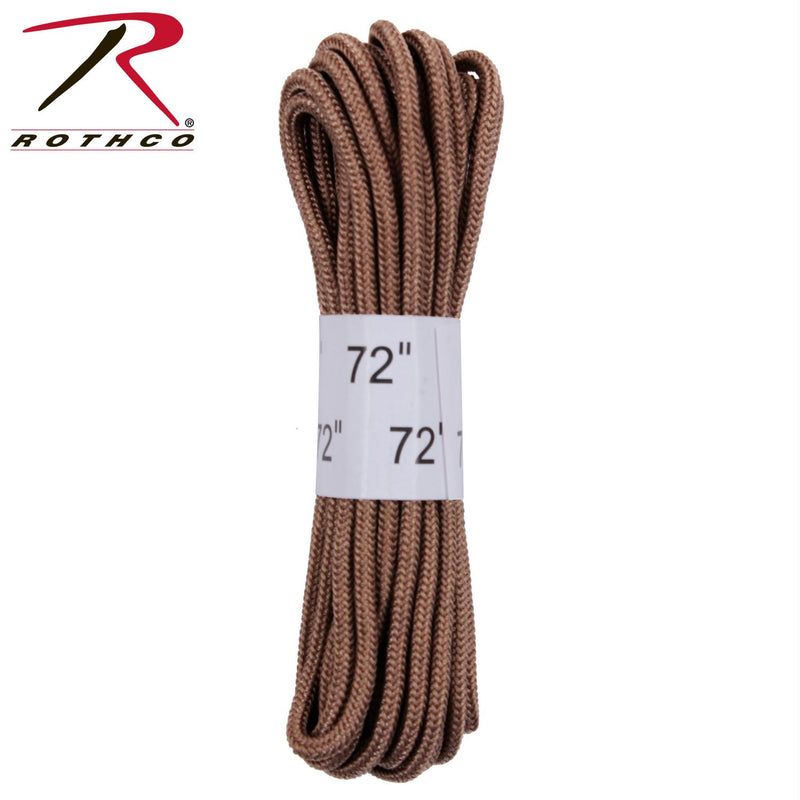 "Rothco 72"" Boot Laces - Balog Combat Systems (BCSTACTICAL), Shoe Laces"