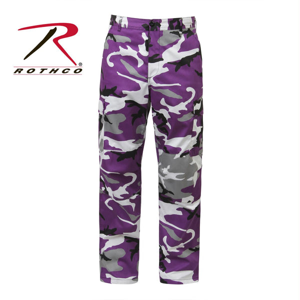Rothco Color Camo Tactical BDU Pant - Balog Combat Systems (BCSTACTICAL), New Arrivals