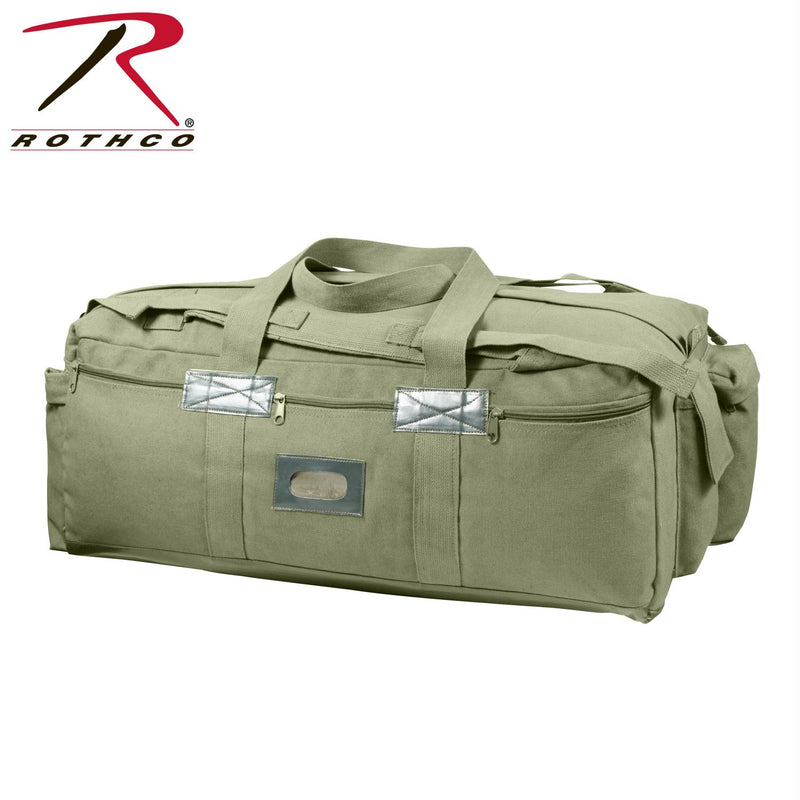Rothco Mossad Tactical Duffle Bag - Balog Combat Systems (BCSTACTICAL), Canvas Duffle Bags