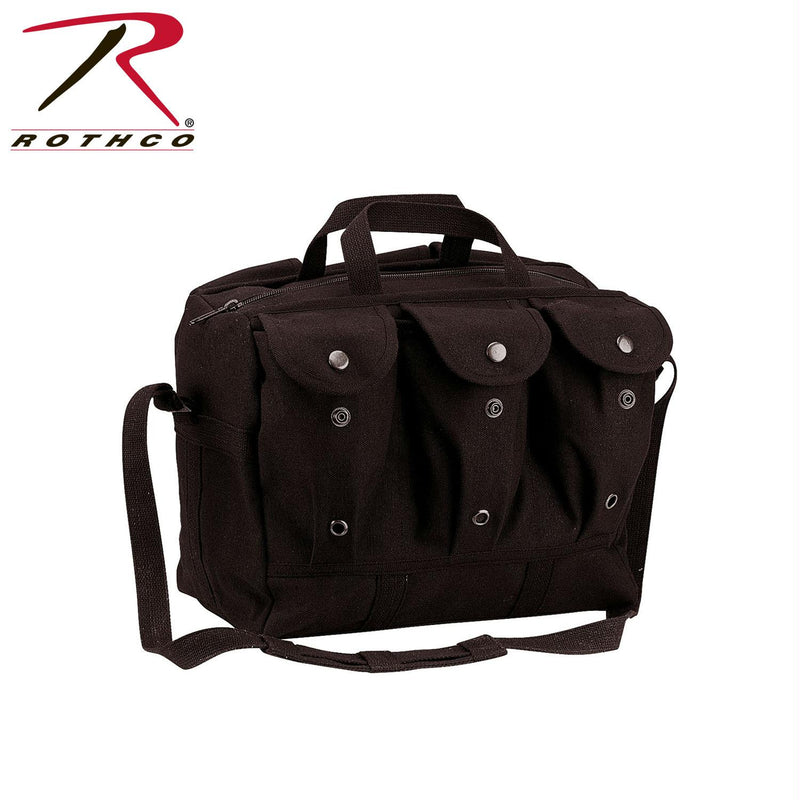 Rothco Canvas Medical Equipment Bag - Balog Combat Systems (BCSTACTICAL), Military Tool Bags