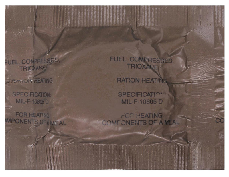 G.I Trioxane Fuel Tablets - Balog Combat Systems (BCSTACTICAL), New Arrivals