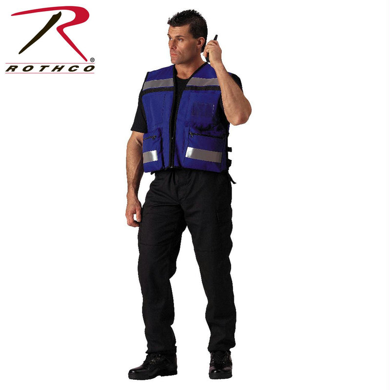 Rothco EMS Rescue Vest - Balog Combat Systems (BCSTACTICAL), Clothing