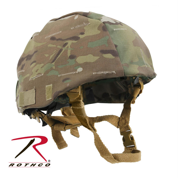 Rothco G.I. Type Camouflage MICH Helmet Covers - Balog Combat Systems (BCSTACTICAL), Camo Accessories