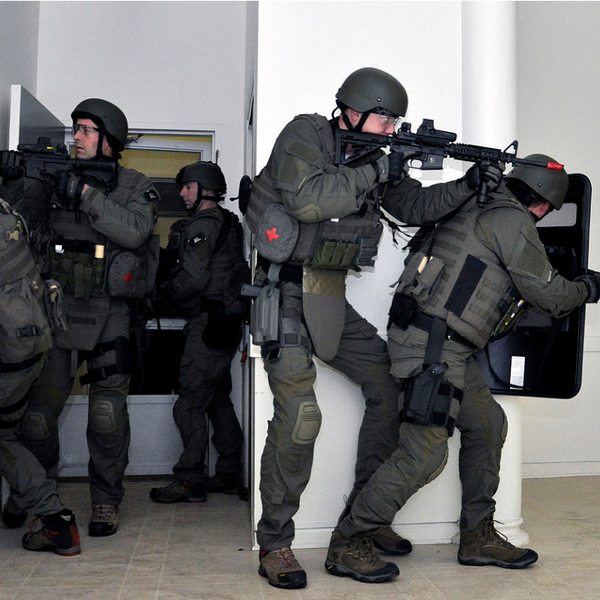 ACTIVE SHOOTER RESPONSE COURSE