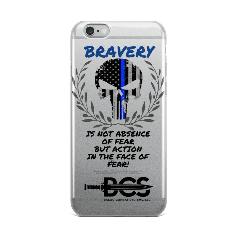 B.C.S. Law Enforcement iPhone Case - Balog Combat Systems (BCSTACTICAL),