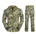 Multicam zipper Windbreaker - Balog Combat Systems (BCSTACTICAL),