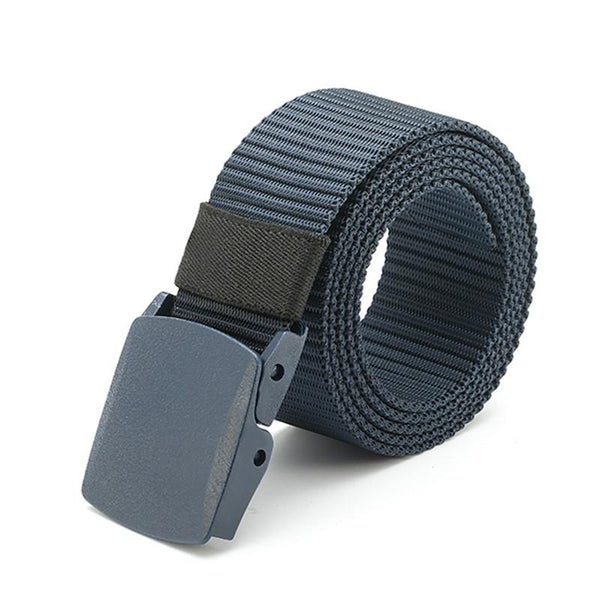 6 Colors Luxury For Men Outdoor Belts 120CM Unisex Men Women - Balog Combat Systems (BCSTACTICAL),