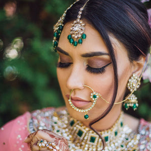 Stylized Indian Bridal Photoshoot