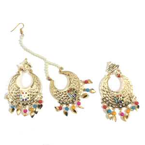 Colour Me Perfect, Jadau - THE KUNDAN SHOP