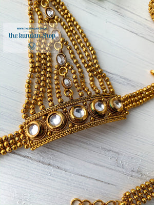 Lavish in Kundan, Ring - THE KUNDAN SHOP