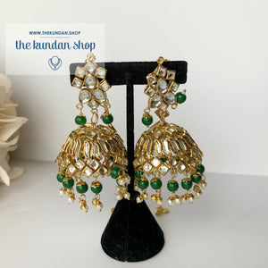 Jealousy, Necklace Sets - THE KUNDAN SHOP