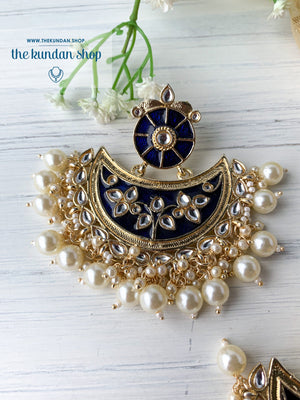 The Finer Things, Earrings - THE KUNDAN SHOP