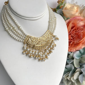 Youthful - Pearl, Necklace Sets - THE KUNDAN SHOP