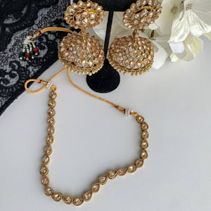 Your Basic Set, Necklace Sets - THE KUNDAN SHOP
