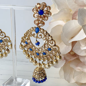 Sightseeing, Earrings - THE KUNDAN SHOP