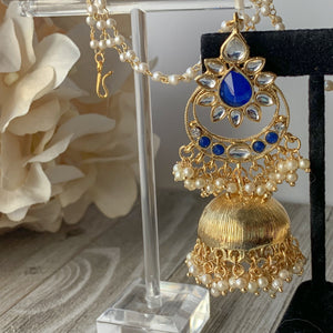 Empire, Earrings - THE KUNDAN SHOP