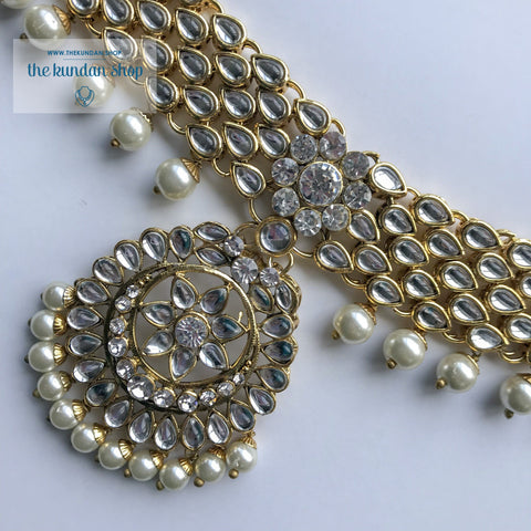 Attention Seeker, Necklace Sets - THE KUNDAN SHOP